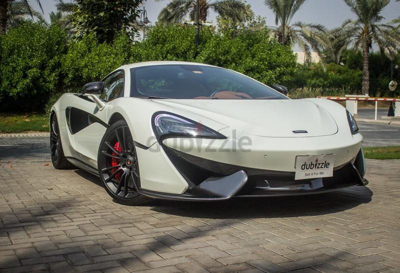 dubizzle Dubai | 570S: VERIFIED CAR! MCLAREN 570S TWIN TURBO 2017