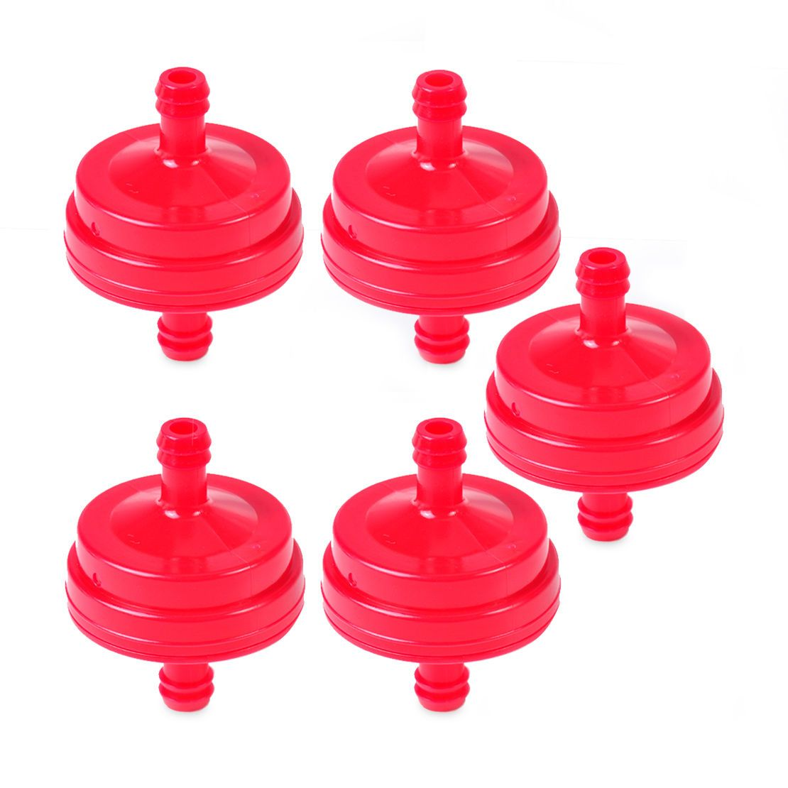 hight resolution of  2 5 5x 1 4 red inline fuel filter replacement 298090 fit for briggs stratton ebay home garden