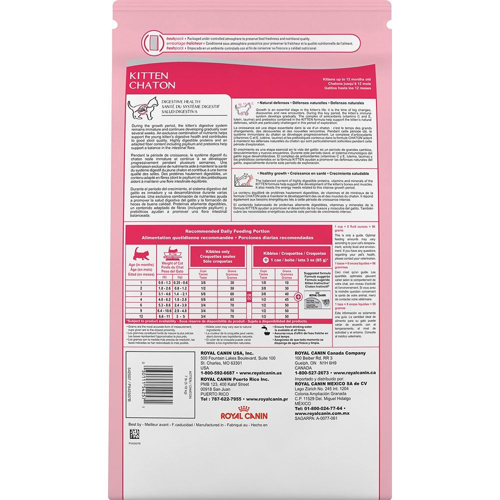 Royal Canin Feline Health Nutrition Kitten Dry Cat Food 15pound You Can Get Additional Details At The Image Link Dry Cat Food Feline Health Cat Food Coupons