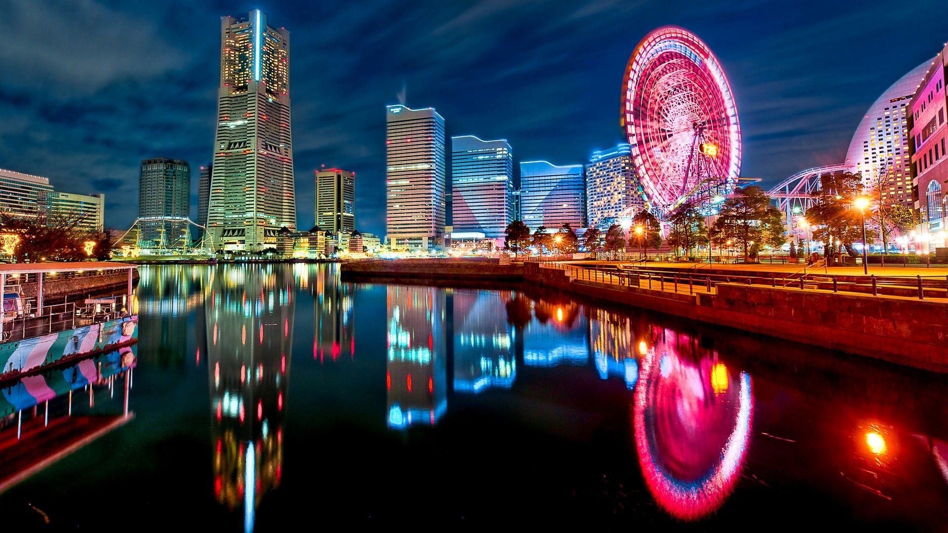 Seoul night Buscar con Google