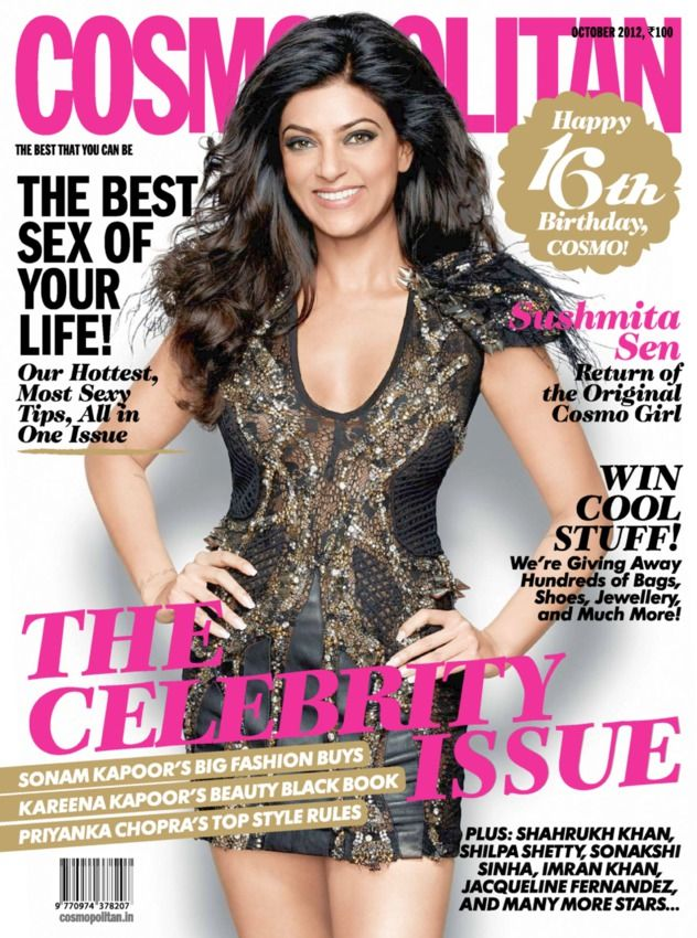 Cosmopolitan India  Magazine - Buy, Subscribe, Download and Read Cosmopolitan India on your iPad, iPhone, iPod Touch, Android and on the web only through Magzter