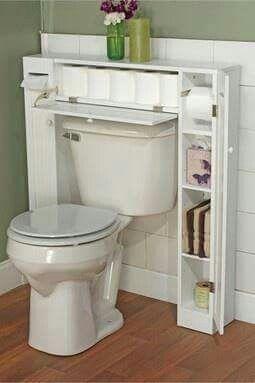 til mueble para poco espacio en el bao