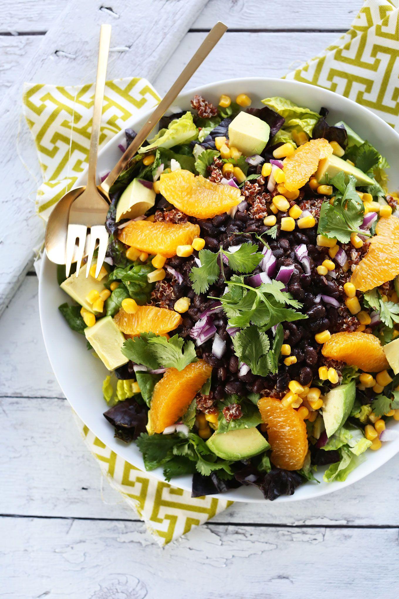 Avocado salad dressing vegan