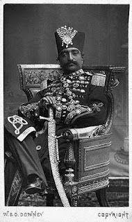 Nasserodin Shah