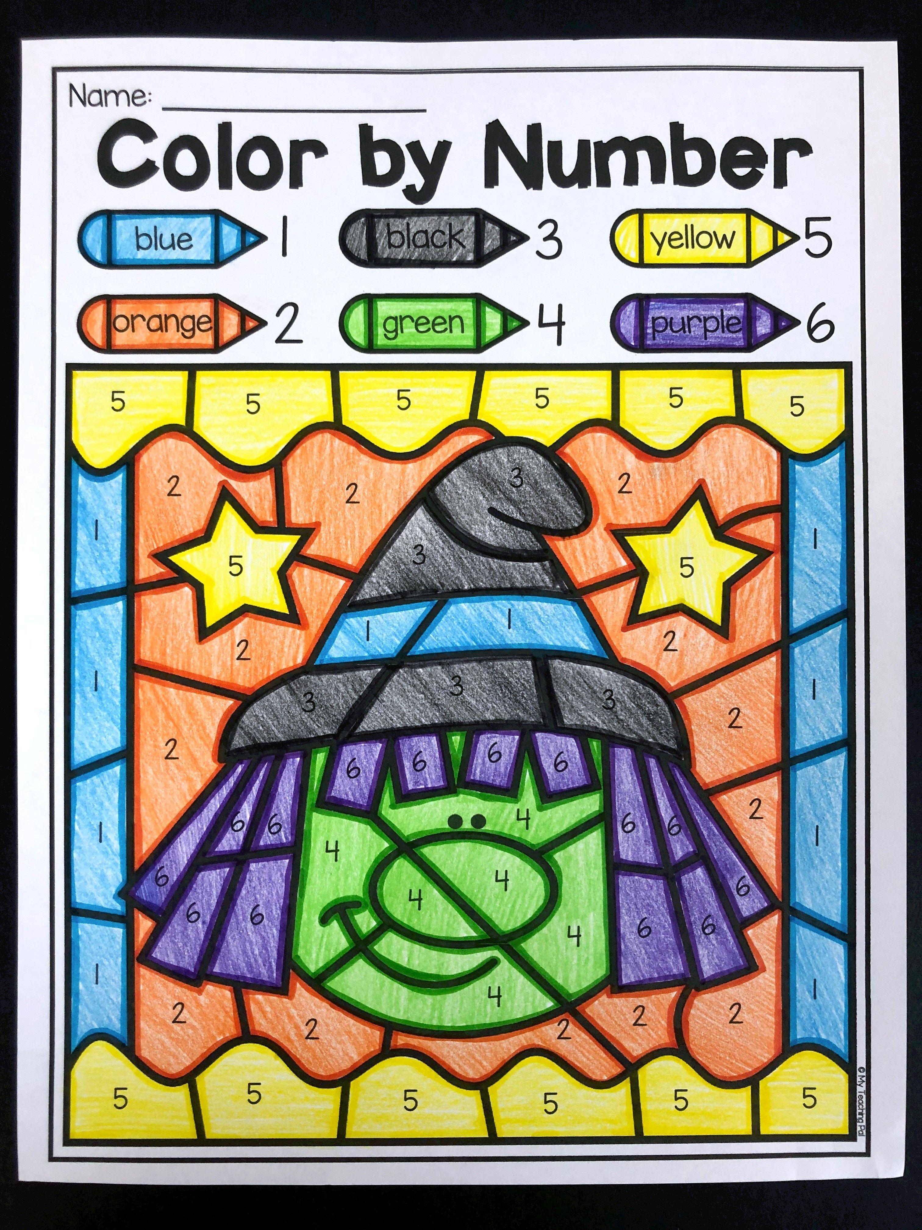 Kindergarten Halloween Worksheet Pack Kindergarten
