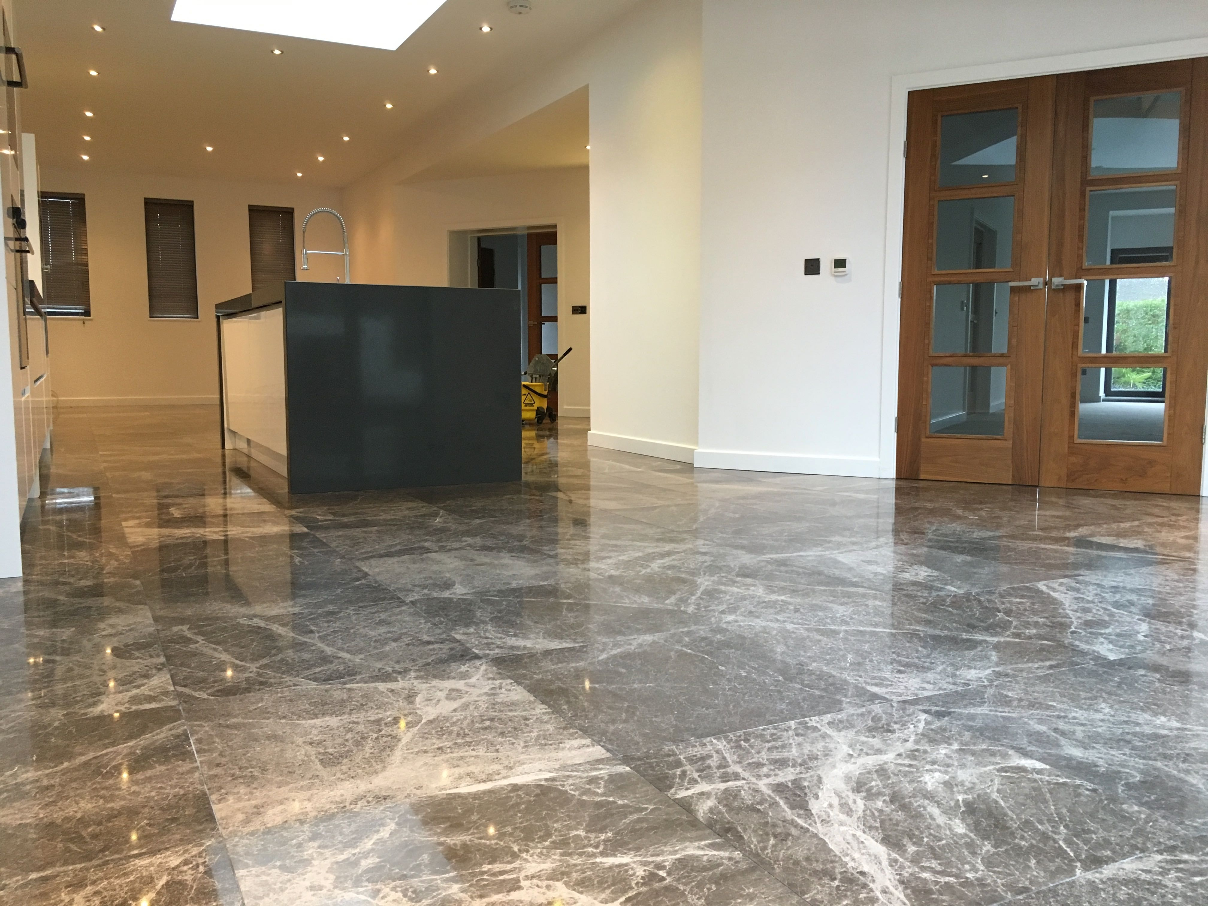 Marble Limestone Floor Cleaning Polishing Sealing Surrey