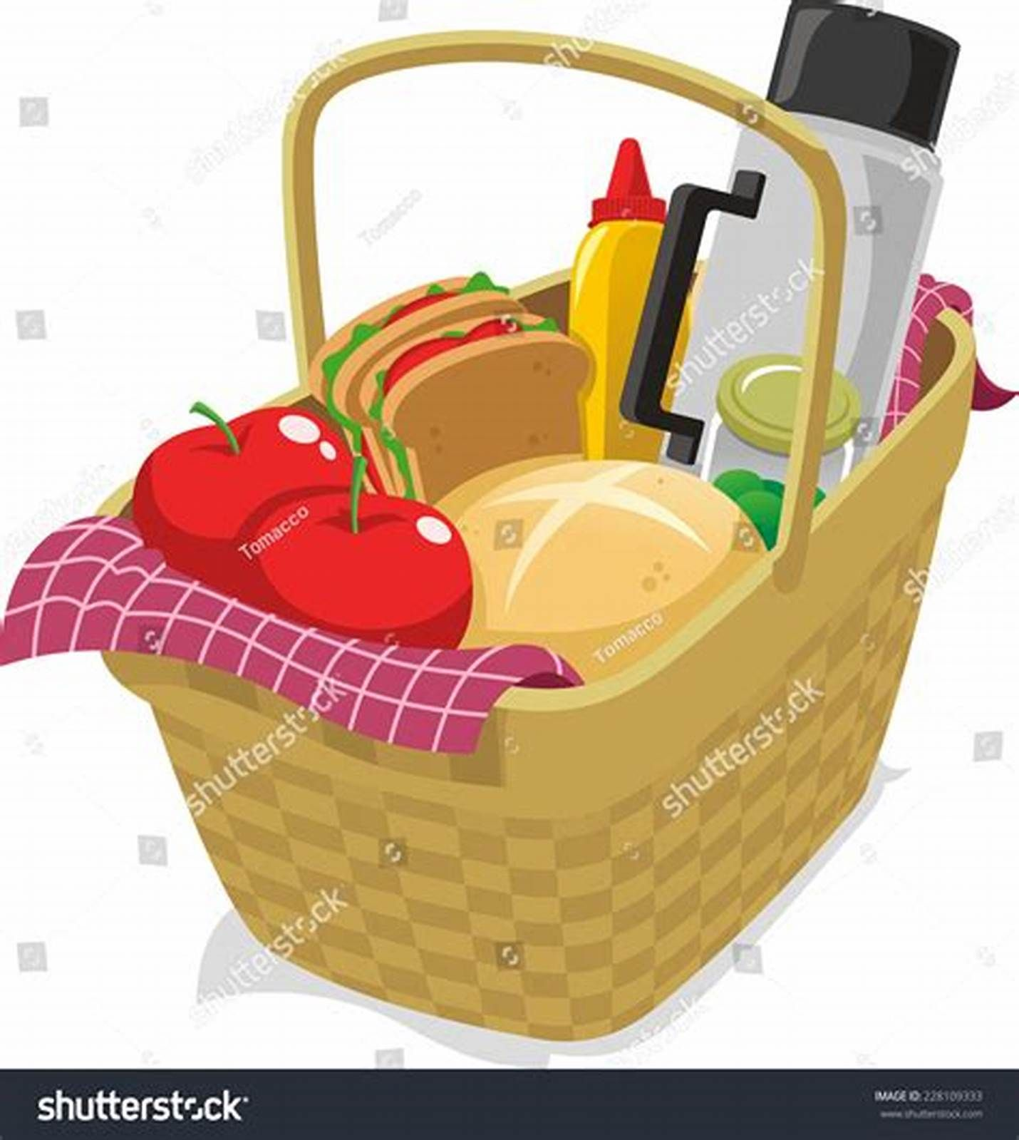 See The Source Image Picnic Images Food Cartoon Picnic Basket
