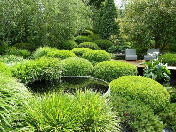 Moderne Gärten ? 30 Bilder Und Tipps Für Landschaftsbau - Moderne ... Tipps Gartengestaltung Garten Designs
