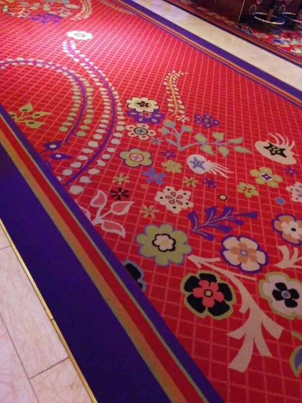 Carpet Wynn Las Vegas Rug