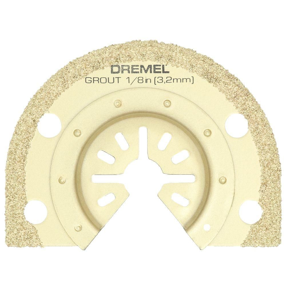 Dremel multi max 18 in grout removal oscillating tool blade dremel multi max 18 in grout removal oscillating tool blade keyboard keysfo Gallery