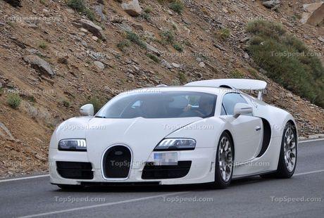 2012 Bugatti Veyron Grand Sport Super Sport.....1,001 HP :)