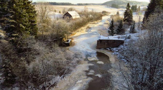 Häntälänkoski ja muita retkikohteita Retkipaikka.fi -sivustolla