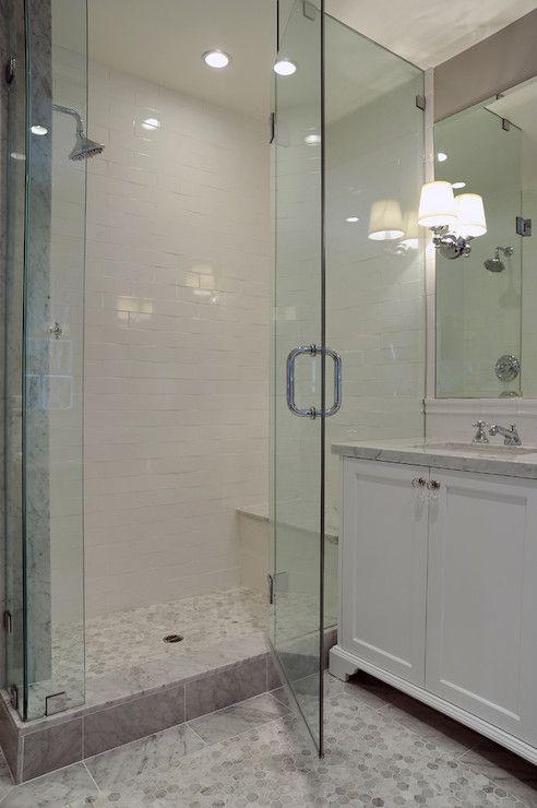 Kelly Baron Bathrooms Walk In Shower Glass Shower Door Glass