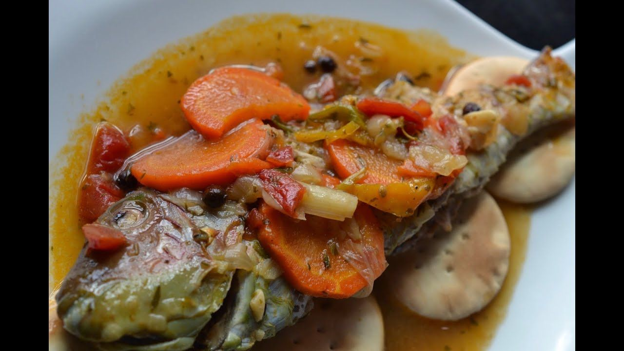 brown stewed snapper fish  youtube  jamaican recipes