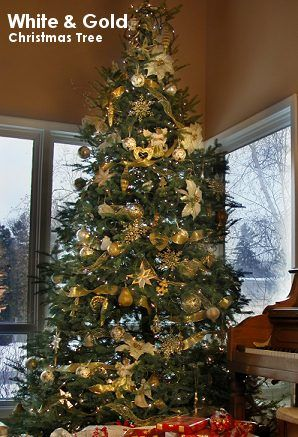 1000+ images about Christmas Tree Decorating Themes on Pinterest