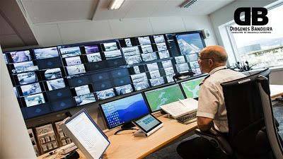 O Milestone Systems, o software de gerenciamento IP (VMS) de plataforma da empresa foi a solução ...