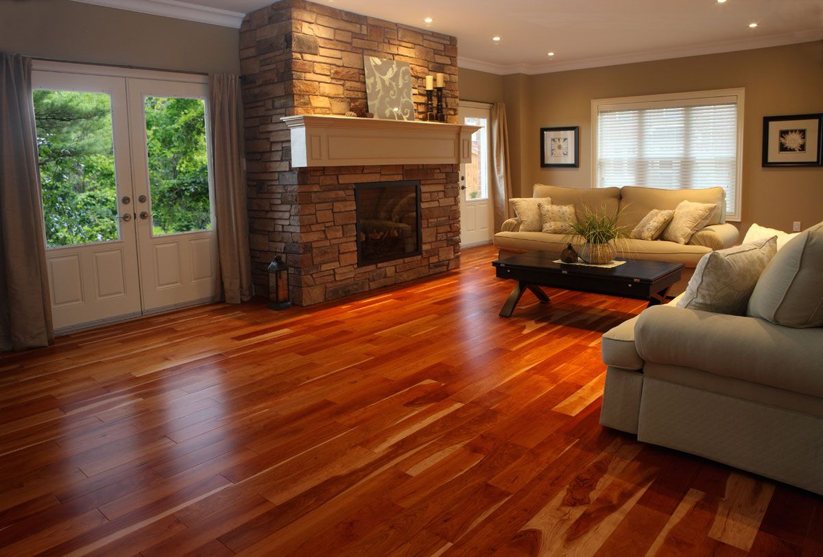 Brazilian Cherrywood Engineered Hardwood Floors   Google Search