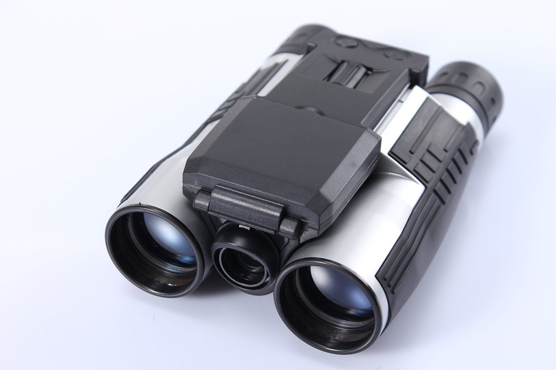 Xgimi 20 Tft Hd 5mp Digital Binocular Silver Camera Binoculars