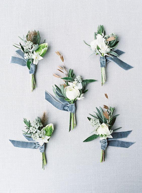 32 hermosas y refinadas ideas de bodas de terciopelo – Modekreativ.com