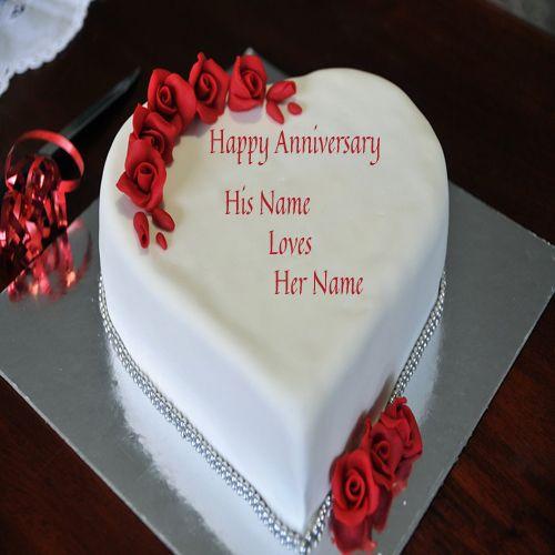 Ruby wedding anniversary cake recipes