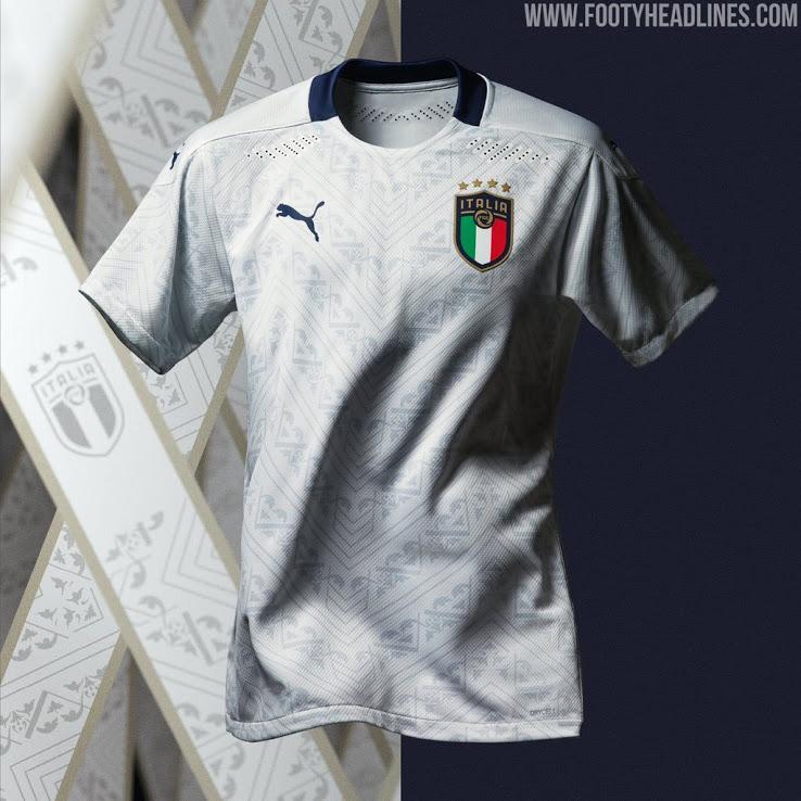 PUMA FIGC Third Shirt Replica Jr
