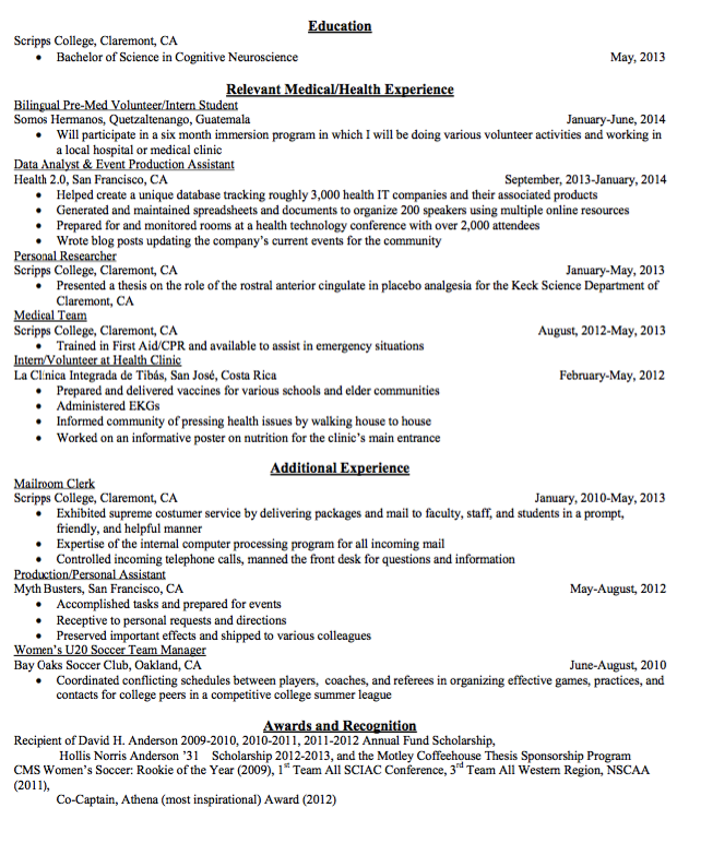 Sample Data Analyst Resume - http://resumesdesign.com/sample-data ...