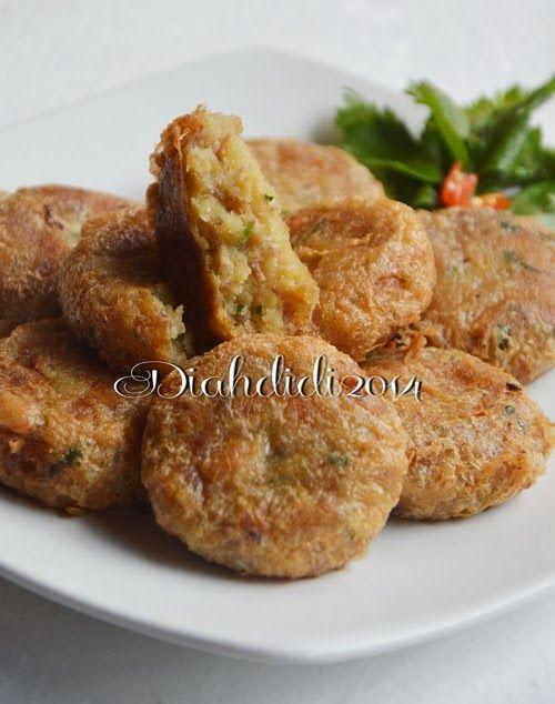 Diah Didi S Kitchen Perkedel Kentang Daging Resep Masakan Resep Makanan Resep Masakan Indonesia