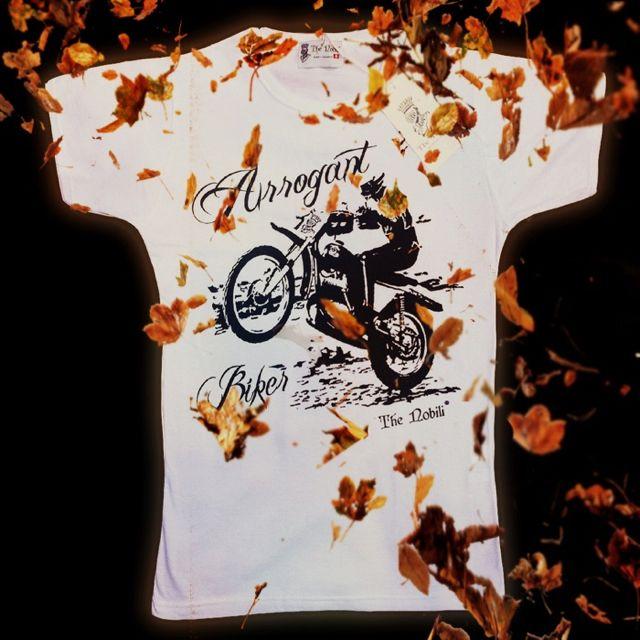 The Nobili Arrogant Biker.... Follow us @thenobili on twitter, @thenobiki on instagram, facebook.com/thenobili and www.thenobili.com!