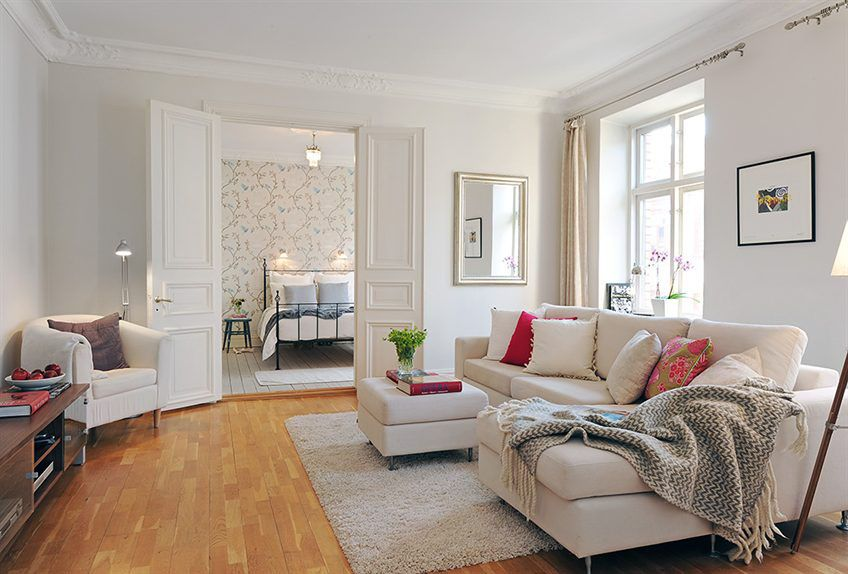 Living Room Colors Cream Couch