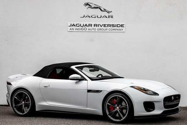 2020 Jaguar F Type Convertible The 2020 Jaguar F Type Convertible Is A Top Ranked Midsize Automobile It Has Pleasing Driving In 2020 Jaguar F Type Jaguar Convertible