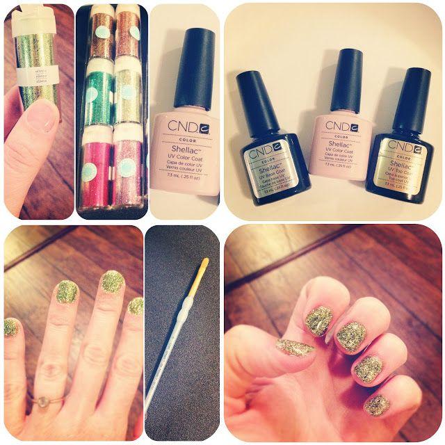 Ddc do it yourself glitter shellac nail tutorial nails pinterest ddc do it yourself glitter shellac nail tutorial solutioingenieria Choice Image