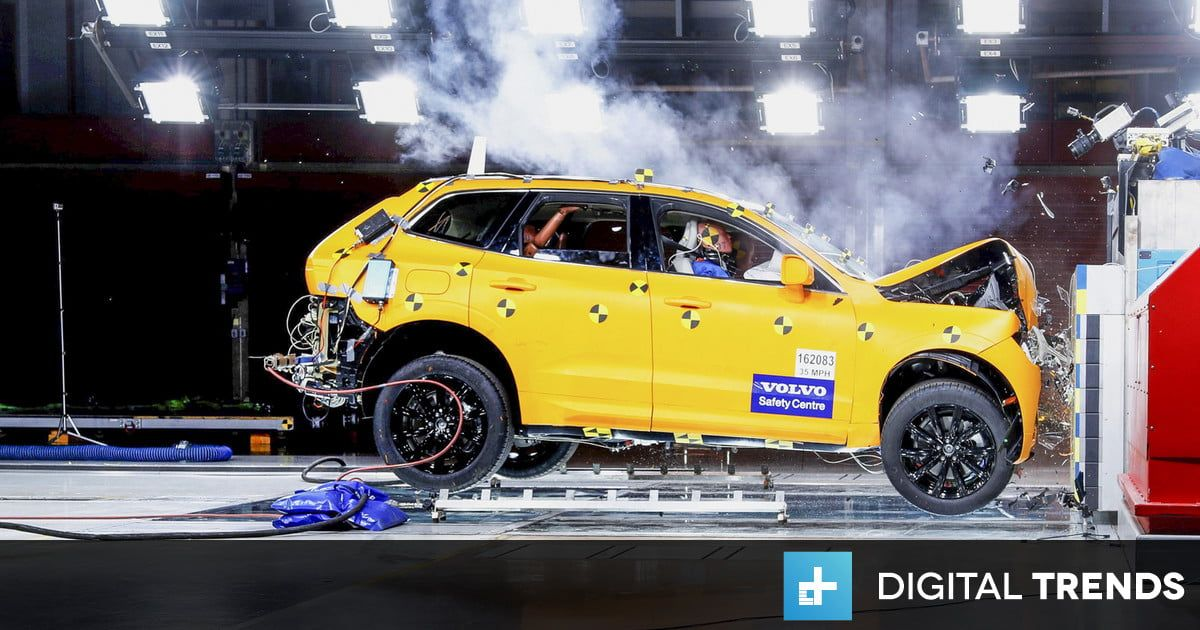 CrashPrevention Tech Makes Significant Impact Volvo