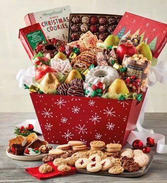 Ultimate Christmas Gift Basket #boyfriendgiftbasket