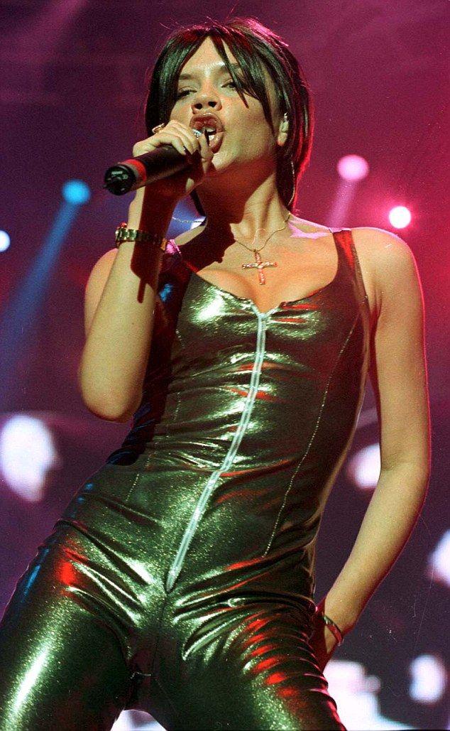 Victoria Beckham Catsuit