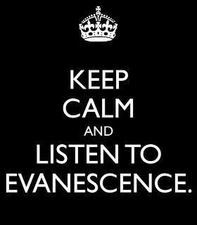 I love Evanescence ~