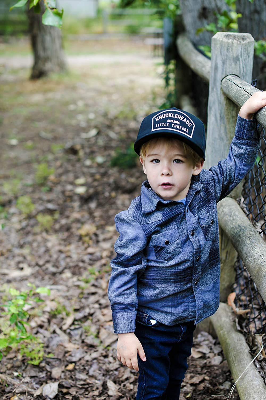 Amazon.com: Born to Love Baby Boy Infant Trucker Hat Sun ...