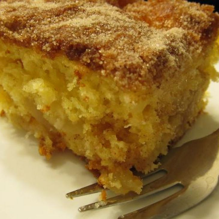 Applecinnamon cake with 5 ingredients recipe yummly