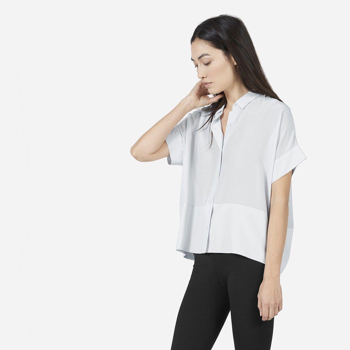 9039eb12ad4c3 The Silk Square Shirt
