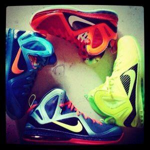 Nike Labeon 9 Elites ... http://sneakerreserve.com/nike-lebron-9-elite-new-colorways/