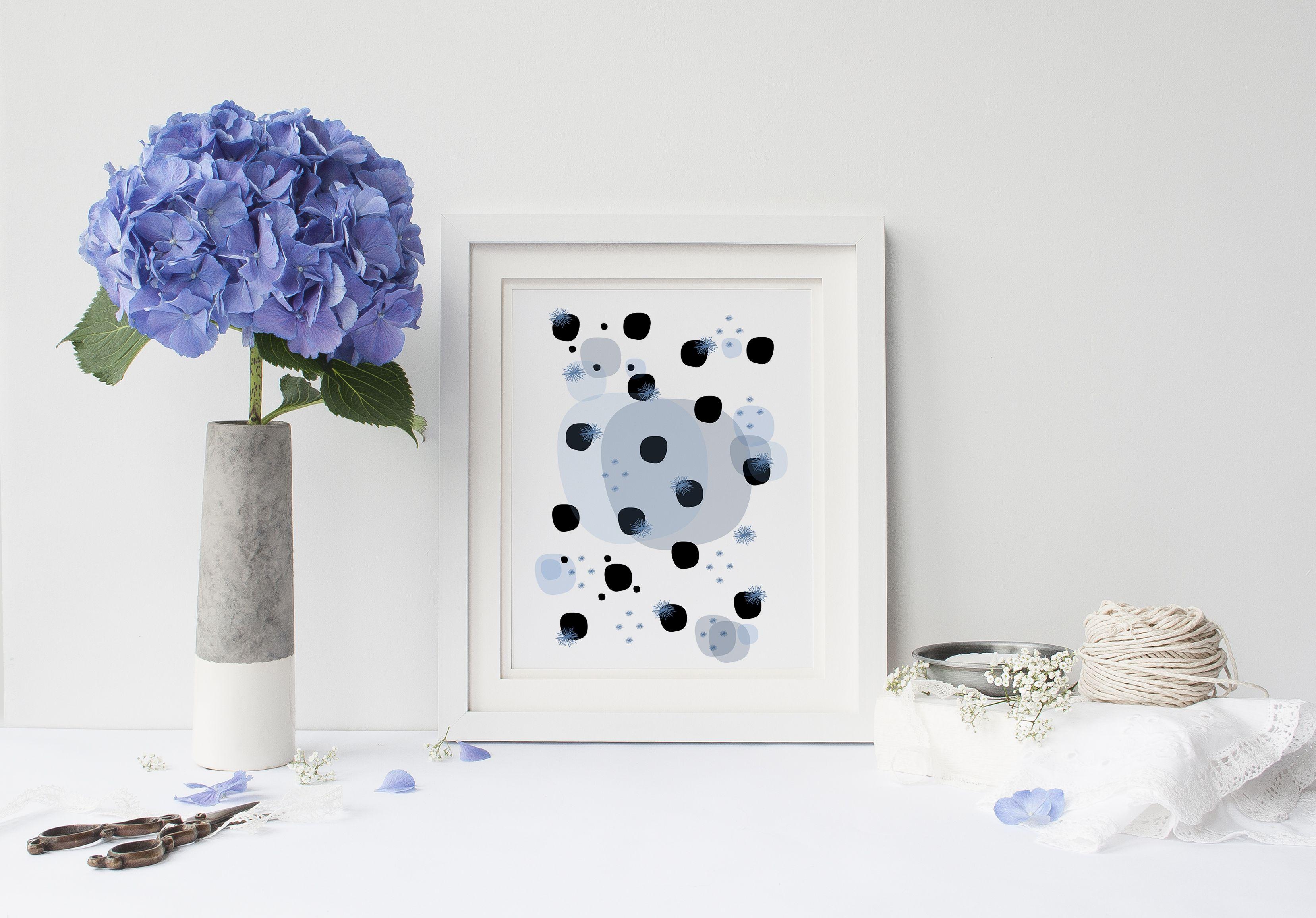 Lámina Asteroides de la colección Home. http://www.mimamhome.com/producto/lamina-pattern/