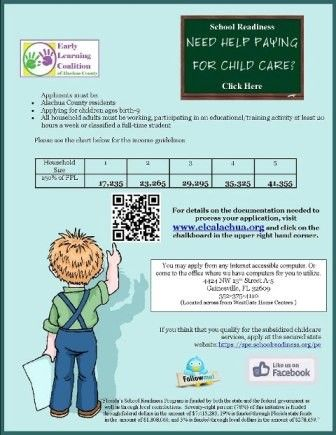 Need help paying for child care? The ELCAC School