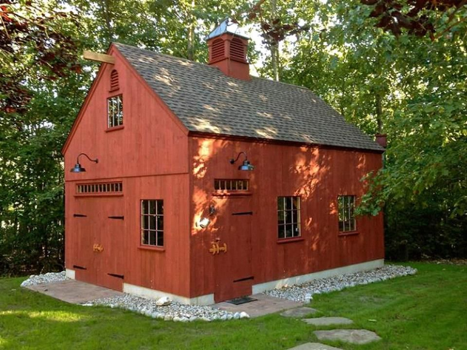 One A Half Story Country Barn 18 Or 20 Country Carpenters In 2020 Barn Apartment Barn Loft Loft House