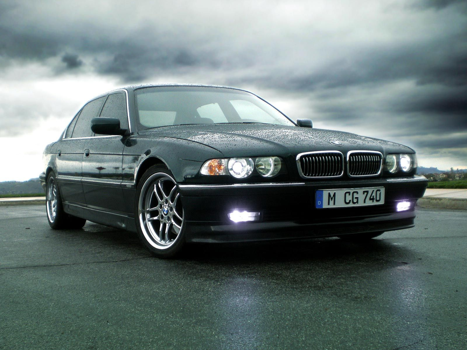BMW Series E I I Own This Car Right Now Same Color Even - 740 i bmw