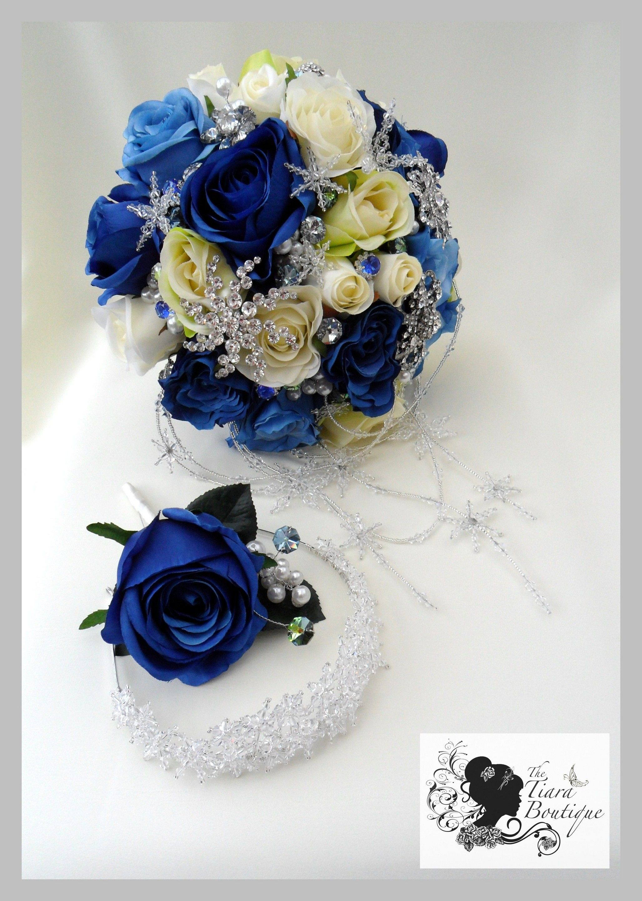 Artificial Flower Bouquets The Tiara Boutique Wedding Of My