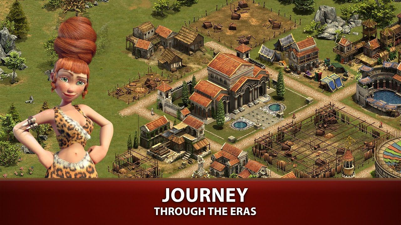 Of Empire (Android) Game Play, Attack part3