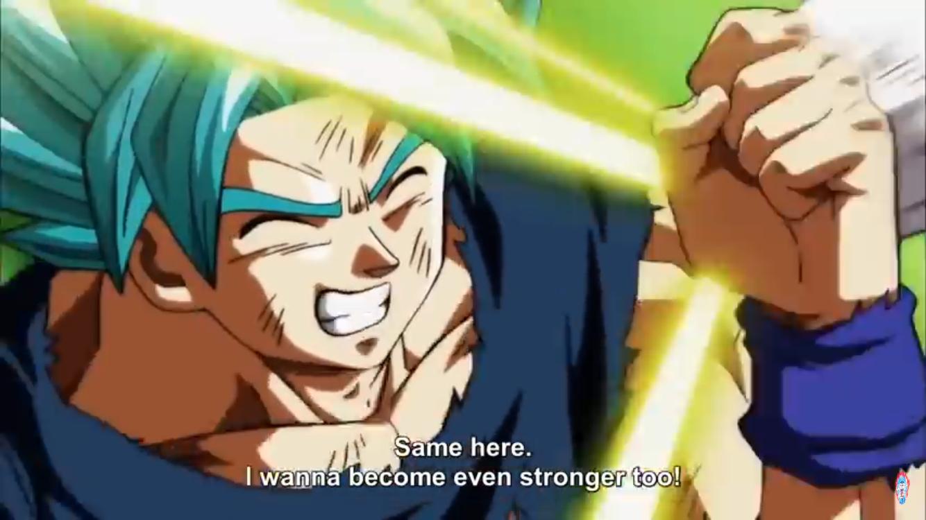 Ssjb Goku Vs Jiren Dragon Ball Goku