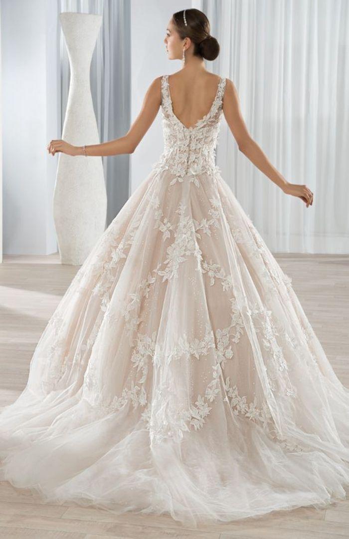 1001  Prinzessinnen Brautkleid Modelle fr mrchenhafte