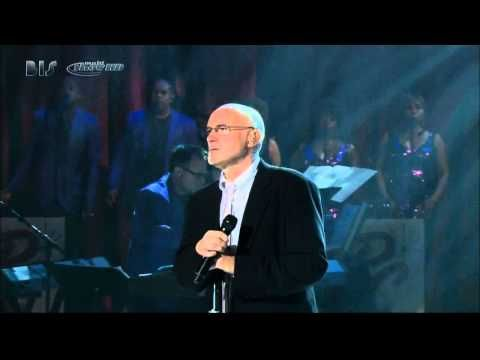 Phil Collins - Go Back - Live