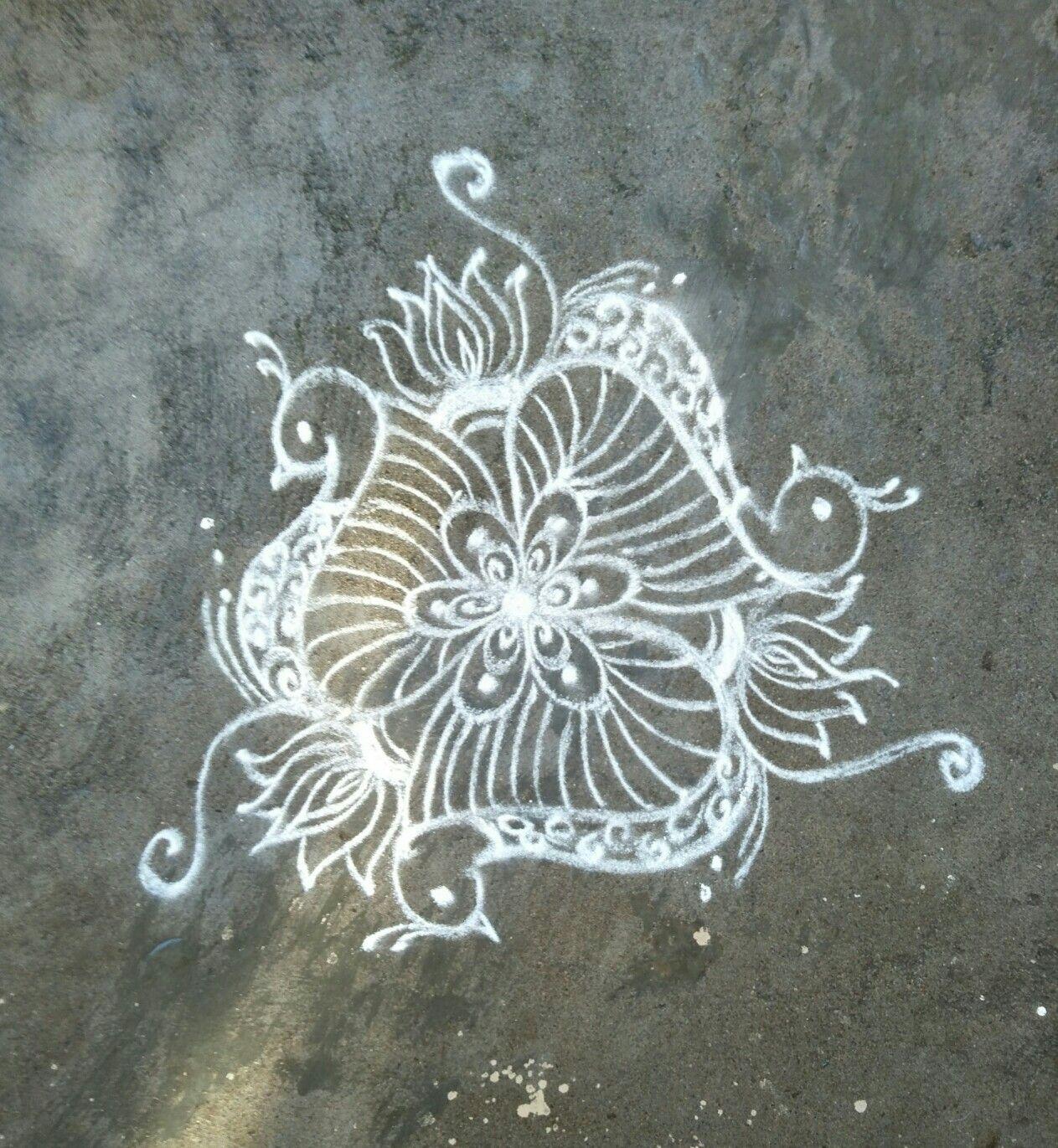 Rangoli designs Nisha u0027s kolam Nisha