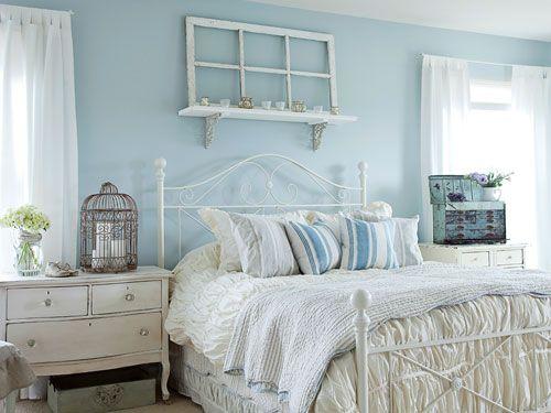 Slaapkamer Vintage Blue : Garden inspired home decor spring pinterest slaapkamer kamer